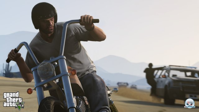 Screenshot - Grand Theft Auto V (360) 92458042
