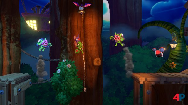Screenshot - Yooka-Laylee and the Impossible Lair (PC) 92589549