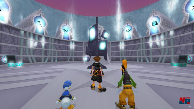 Screenshot - Kingdom Hearts HD 2.5 ReMIX (PlayStation3) 92491485