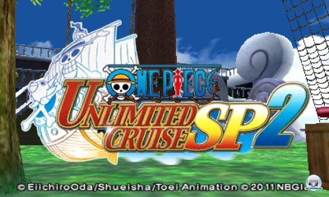 Screenshot - One Piece: Unlimited Cruise SP2 (3DS)