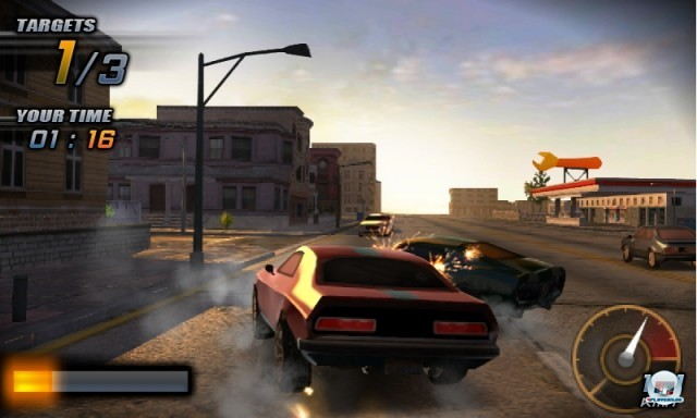 Screenshot - Driver: Renegade (3DS)