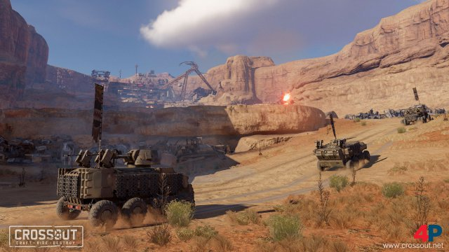 Screenshot - Crossout (PC) 92590727