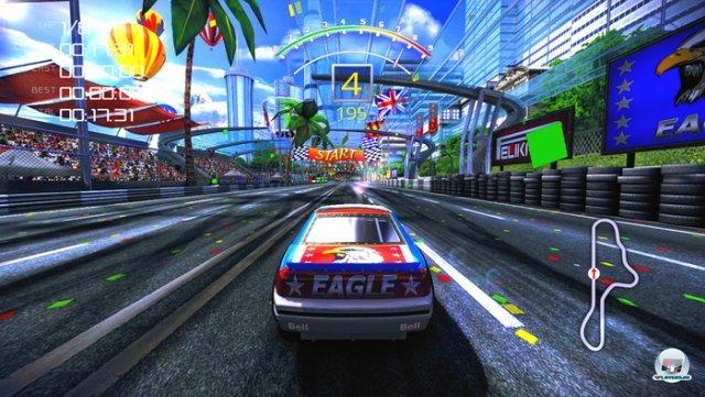 Screenshot - The 90's Arcade Racer (PC) 92440832