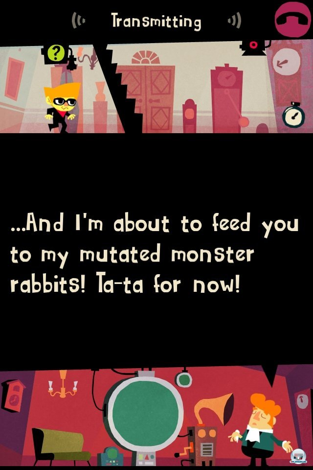 Screenshot - Beat Sneak Bandit (iPhone) 2324992