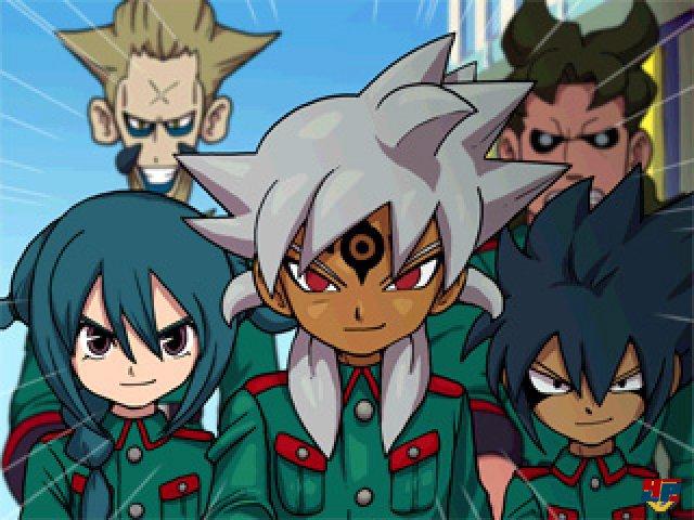 Screenshot - Inazuma Eleven 3: Team Oger greift an! (3DS) 92475114