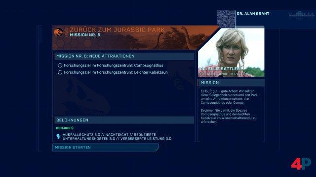 Screenshot - Jurassic World Evolution: Return to Jurassic Park (PC) 92603282