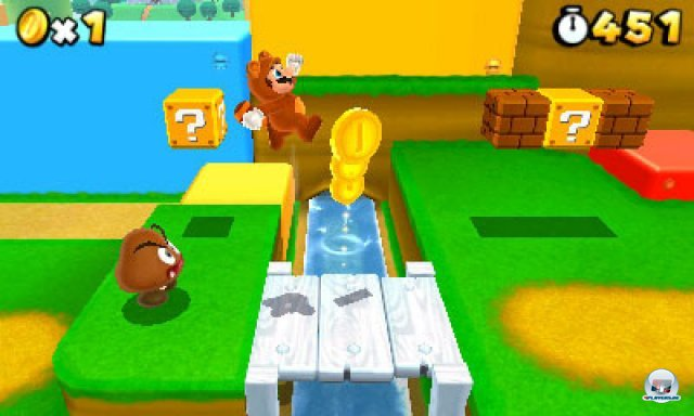 Screenshot - Super Mario 3D Land (3DS) 2280202