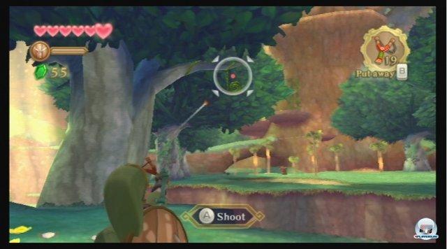 Screenshot - The Legend of Zelda: Skyward Sword (Wii) 2276462