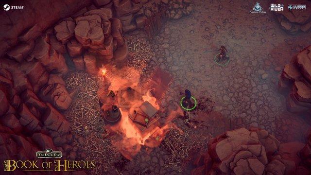 Screenshot - Das Schwarze Auge: Book of Heroes (PC) 92600692