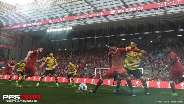 Screenshot - Pro Evolution Soccer 2018 (PS4) 92552506