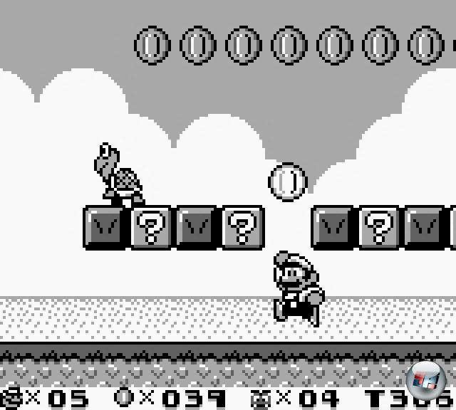 <br><br>Ach Super Mario Land 2... die Grafik! Der Sound! Der Umfang! Nicht zu vergessen der erste Auftritt von Wario. 1941678