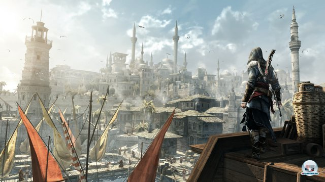 Screenshot - Assassin's Creed: Revelations (PC)
