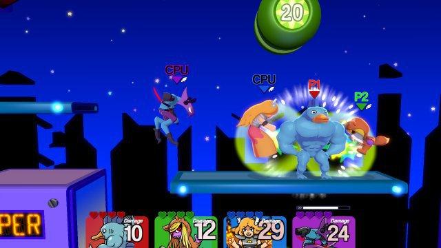 Screenshot - Slap City (PC)