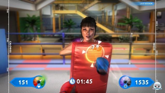 Screenshot - Move Fitness (PlayStation3)
