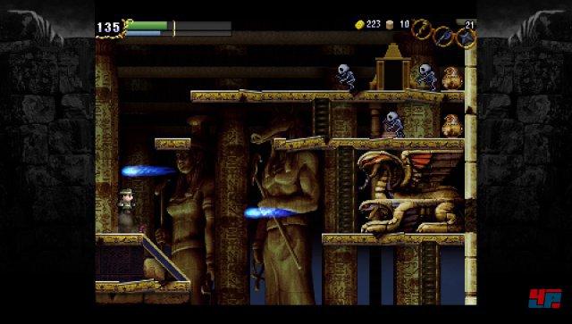 Screenshot - La-Mulana (PS_Vita)