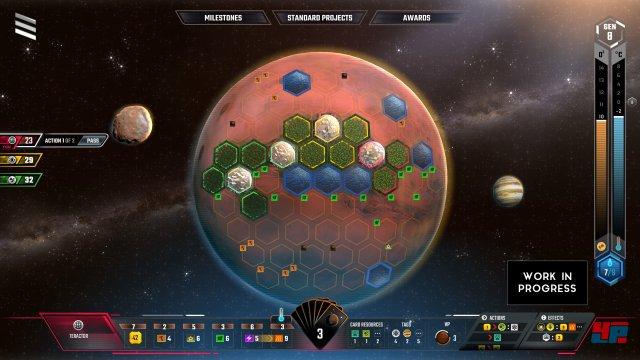 Screenshot - Terraforming Mars (Android) 92562810