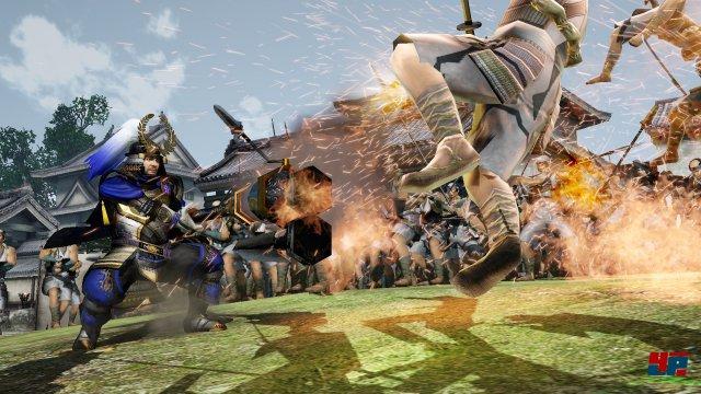 Screenshot - Samurai Warriors 4 (PlayStation4) 92492905