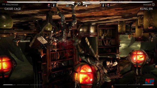 Screenshot - Mortal Kombat X (PlayStation4) 92503167