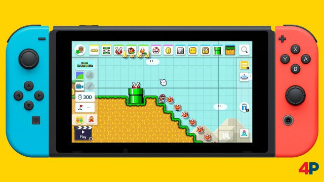 Screenshot - Super Mario Maker 2 (Switch) 92591446