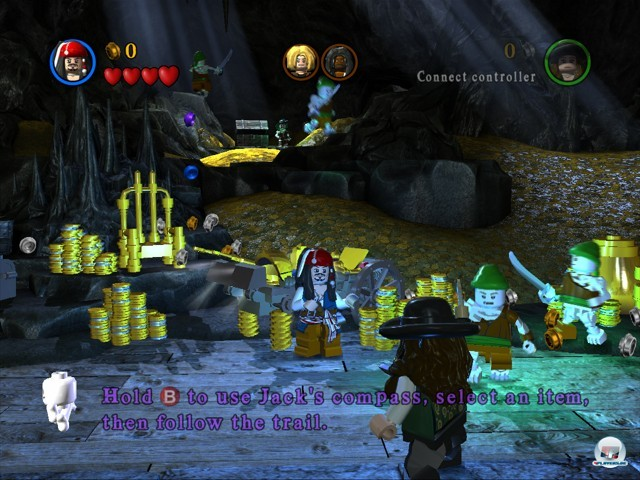 Screenshot - Lego Pirates of the Caribbean - Das Videospiel (360) 2221339