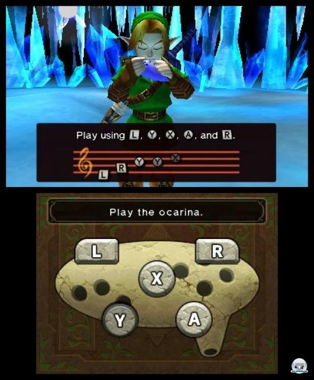 Screenshot - The Legend of Zelda: Ocarina of Time 3D (3DS) 2230664