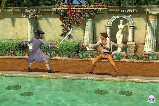 Screenshot - Sid Meier's Pirates! (iPad) 92464513