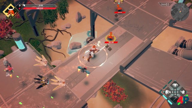 Screenshot - Infinite Dronin (PC)