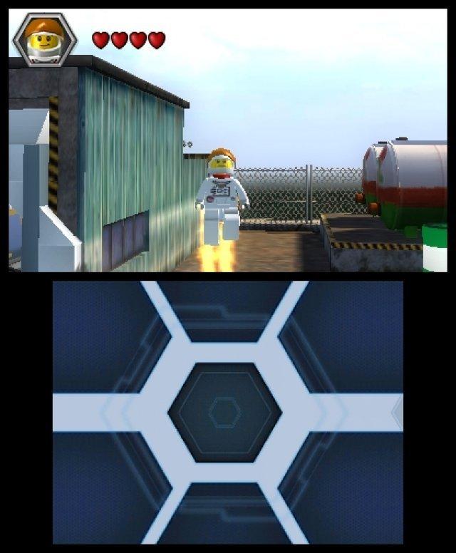 Screenshot - Lego City: Undercover (3DS) 92459489