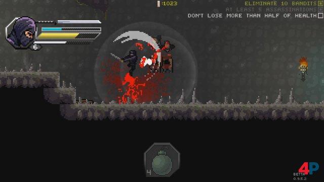 Screenshot - Pixel Shinobi: Nine demons of Mamoru (PC) 92594167