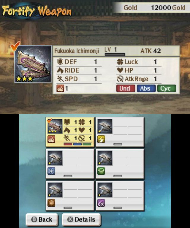 Screenshot - Samurai Warriors: Chronicles 3 (3DS) 92506566