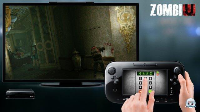 Der Controller ist hervorragend in den Spielverlauf eingebunden.