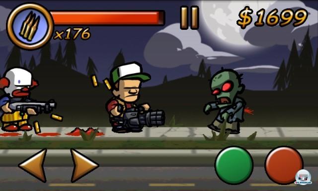 Screenshot - Zombieville USA (Android) 2243268