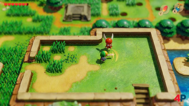 Screenshot - The Legend of Zelda: Link's Awakening (Switch) 92590014