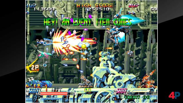Screenshot - ACA NeoGeo: Blazing Star (PS4) 92610407