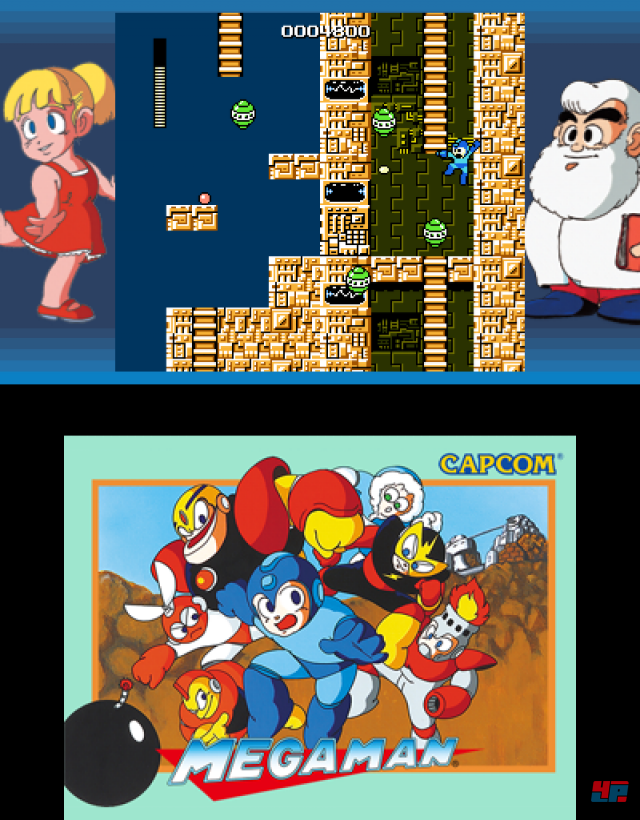 Screenshot - MegaMan Legacy Collection (3DS) 92521148