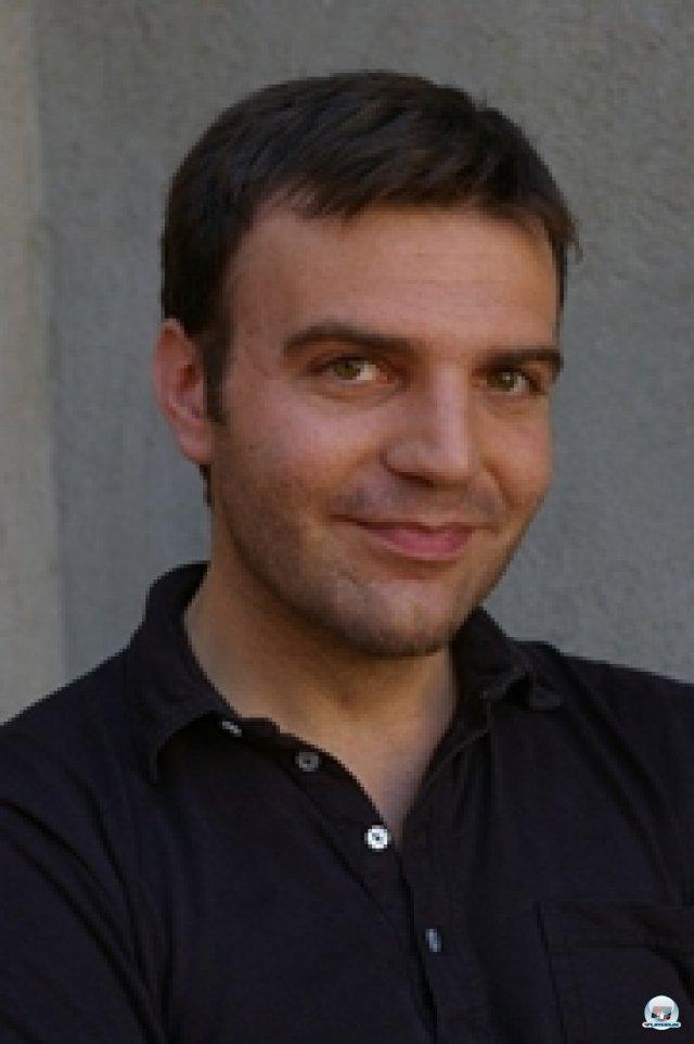 Emile Morel ist als Lead Game Designer für alle Spielelemente verantwortlich - angefangen beim Konzept der Welten über das Leveldesign bis hin zu Charakteren und Spielmodi.