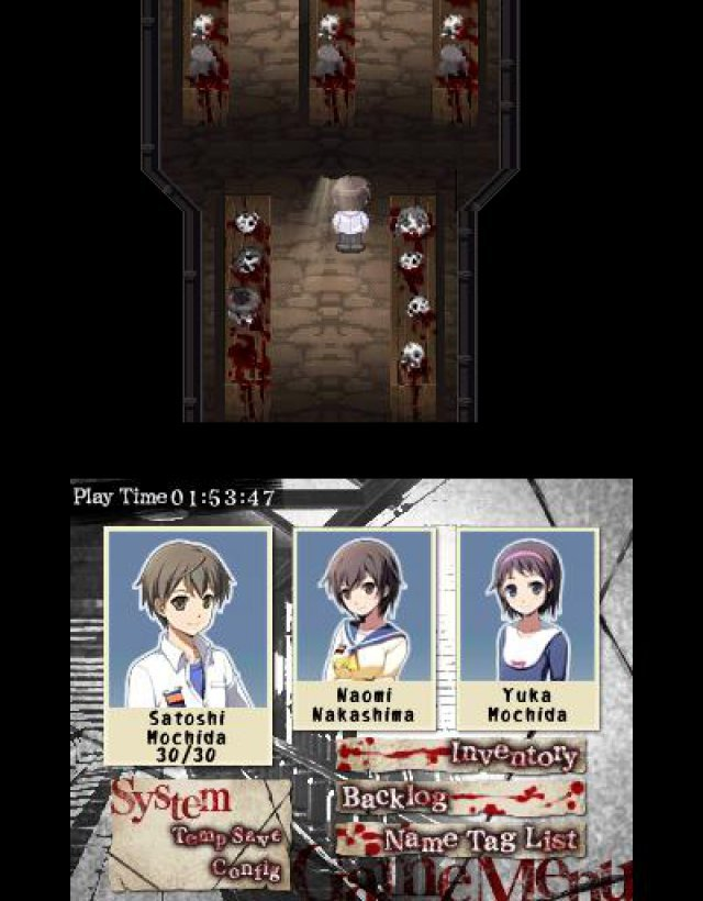 Screenshot - Corpse Party (3DS)