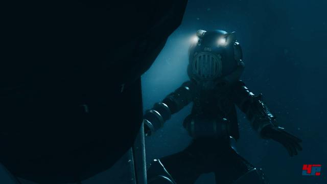 Als sich Bergungstaucher Rex einer Expedition anschließt, um ein altes Schiffswrack zu heben, ahnt er nicht, was sie da tatsächlich aus der Tiefe ziehen...