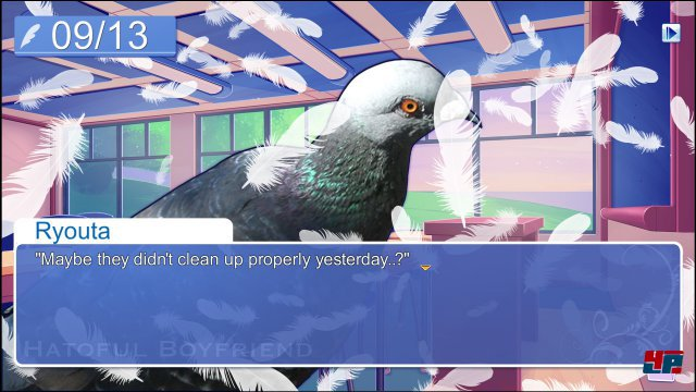 Screenshot - Hatoful Boyfriend (PC) 92490580