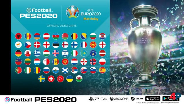 Screenshot - eFootball PES 2020 (PC, PS4, One, Android, iPad, iPhone)