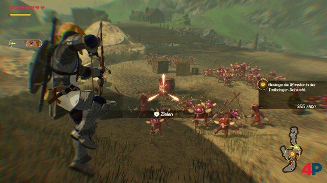 Screenshot - Hyrule Warriors: Zeit der Verheerung (Switch) 92629184
