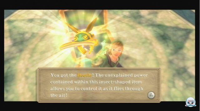 Screenshot - The Legend of Zelda: Skyward Sword (Wii) 2276487