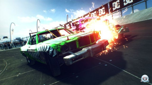 Screenshot - Dirt Showdown (360) 2347402