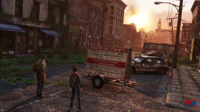 Schon auf der PS3 sah die Kulissen fantastisch aus - auf der PS4 ist das Bild schärfer und bietet mehr Effekte.