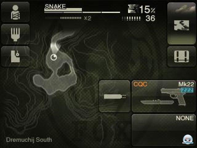 Screenshot - Metal Gear Solid: Snake Eater 3D (3DS) 2263902