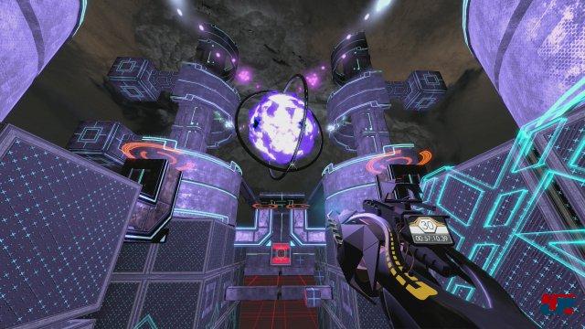 Die komplexen Plattform-Rätsel unterhalten auch mit dem Gamepad gut!
