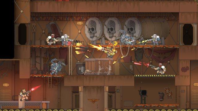 Screenshot - Warhammer 40.000: Shootas, Blood & Teef (PC)