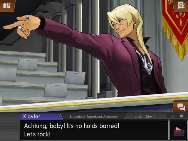 Screenshot - Phoenix Wright: Ace Attorney - Dual Destinies (iPad) 92488602