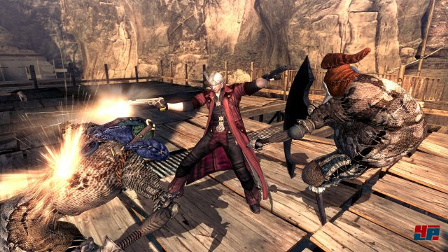 Screenshot - Devil May Cry 4 (PlayStation4) 92504946