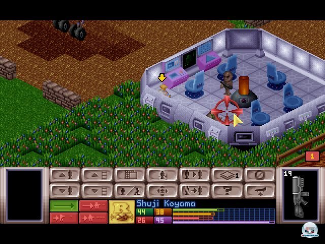 Screenshot - X-Com: UFO Defense (PC)